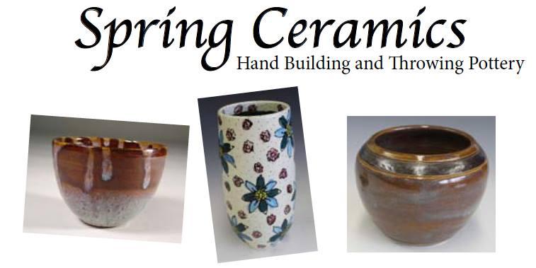 Spring Ceramics 2019