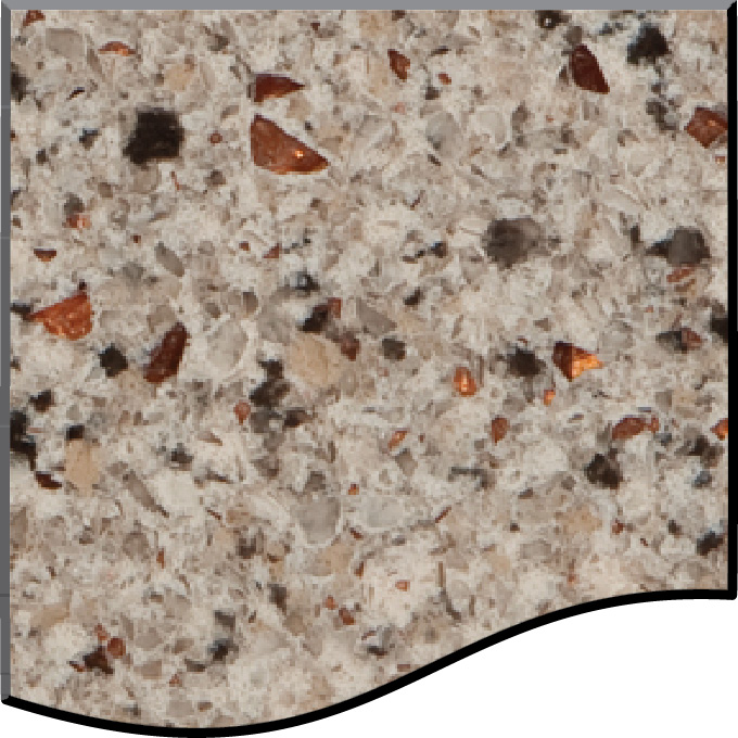 Granite Marble And Quartz Composite A1 Cabinet Granite