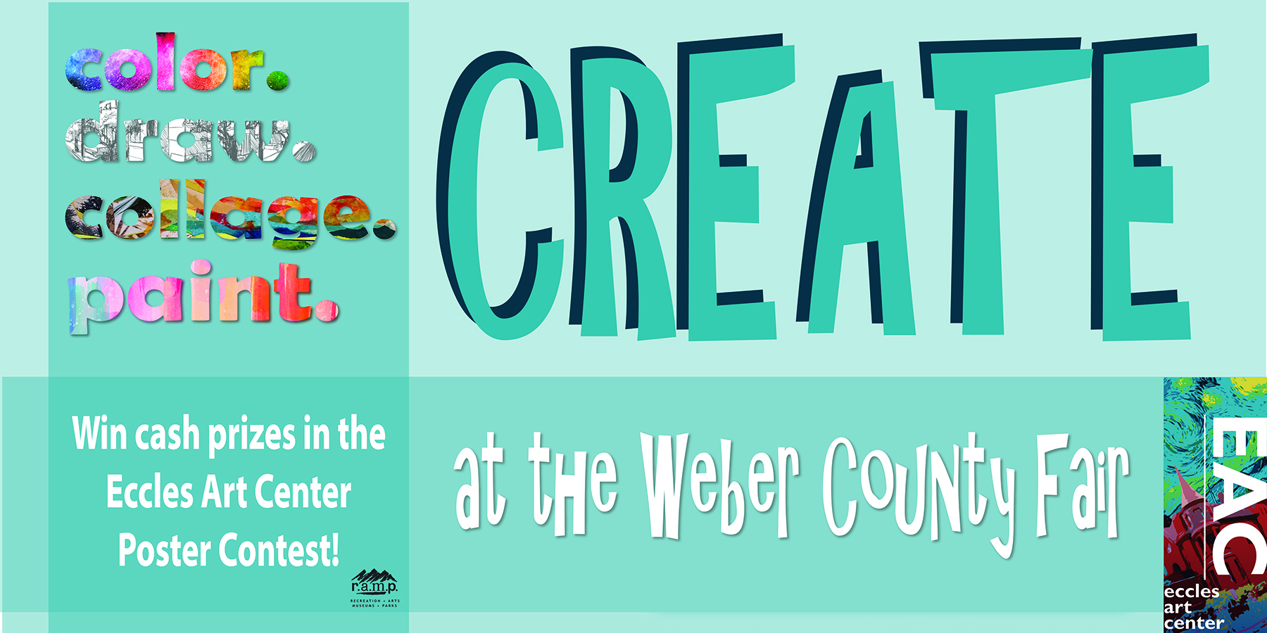 Eccles Community Art Center : Events : Competitions : CREATE