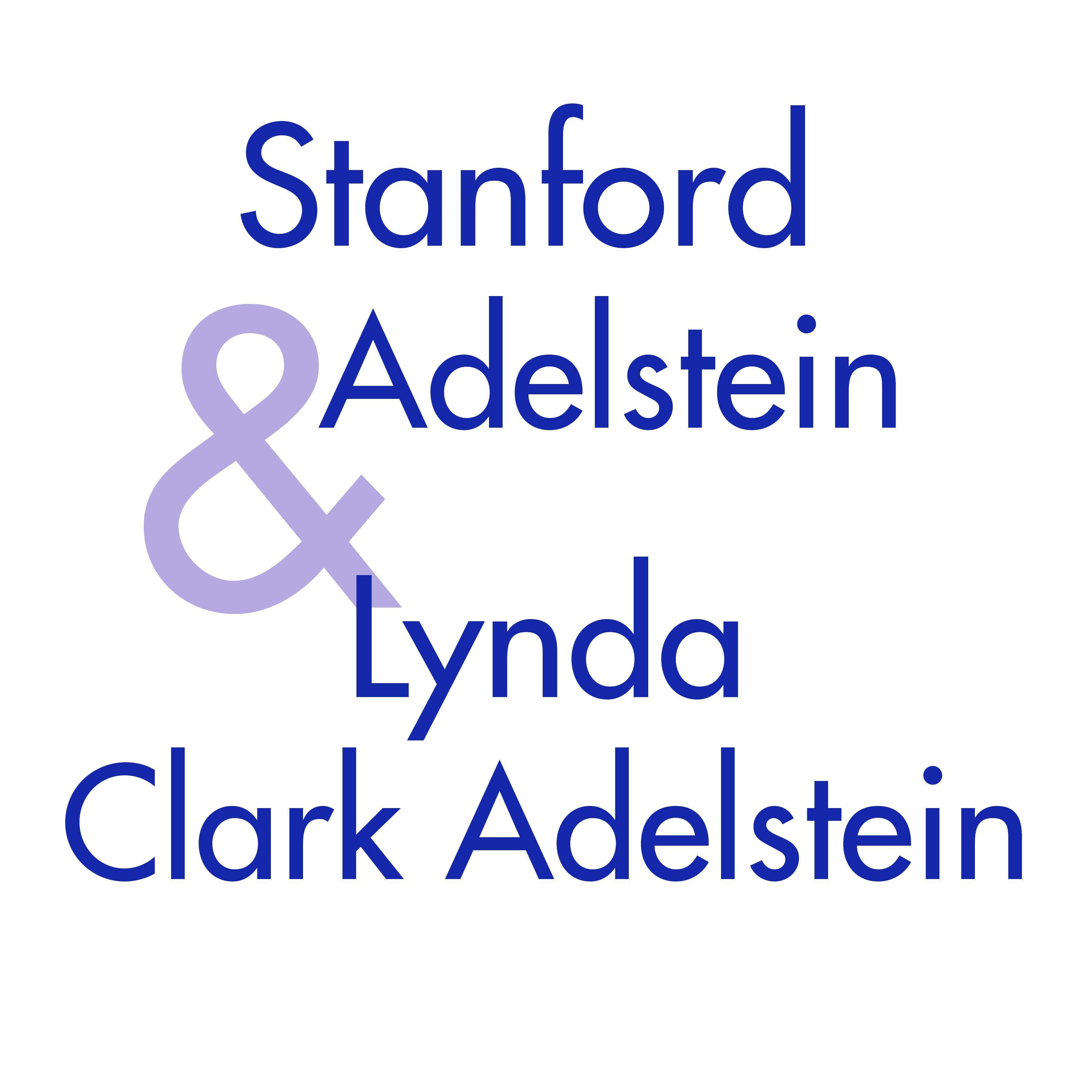Stan Adelstein and Lynda Clark Adelstein