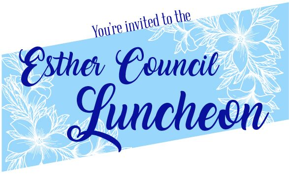 Esther Council Luncheon