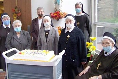 Lodi Jubilarians Celebrate in the Midst of the Pandemic