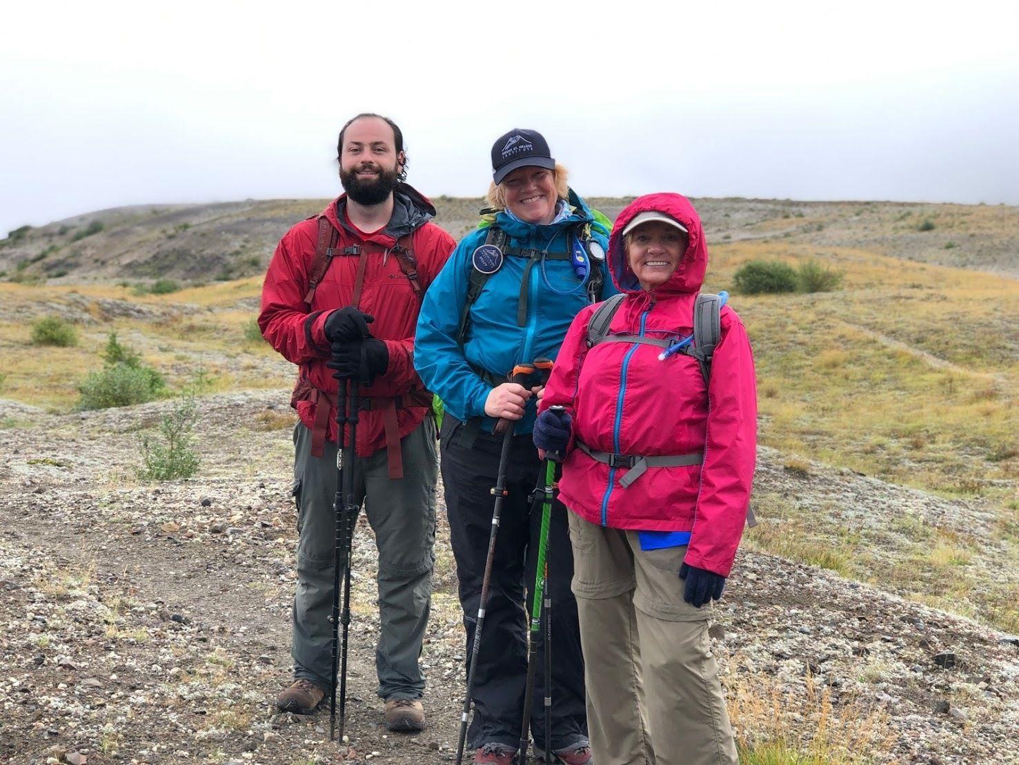 Glacier Overlook Hikes