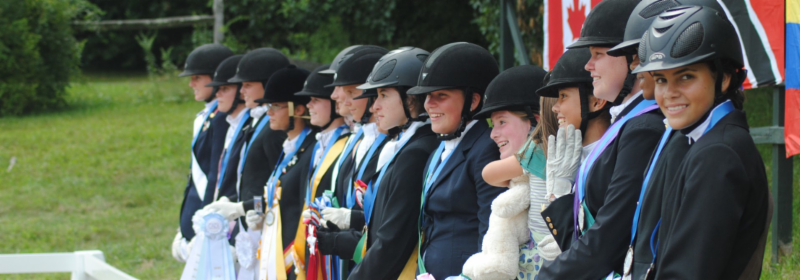 Children of the Americas Dressage Invitational