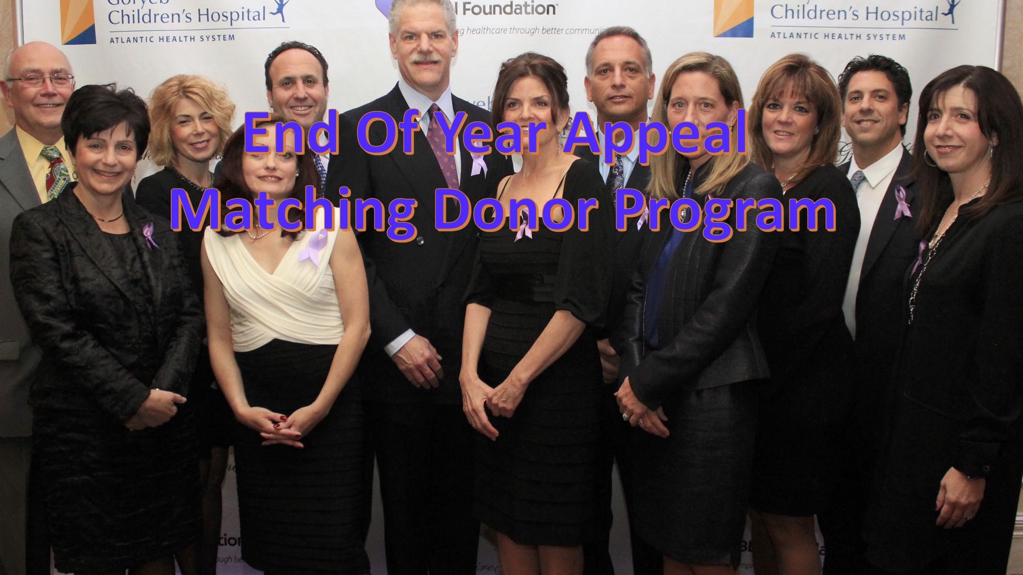 Announcing Matching Donor Program