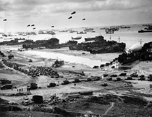 1944: Jargon Code Message Announced D-Day Invasion