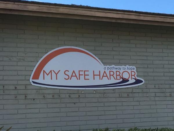 Aluminum building signs Orange County CA