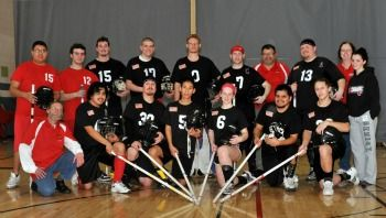 S. Sioux City Floor Hockey Team Prepares for World Games 2013 in Korea