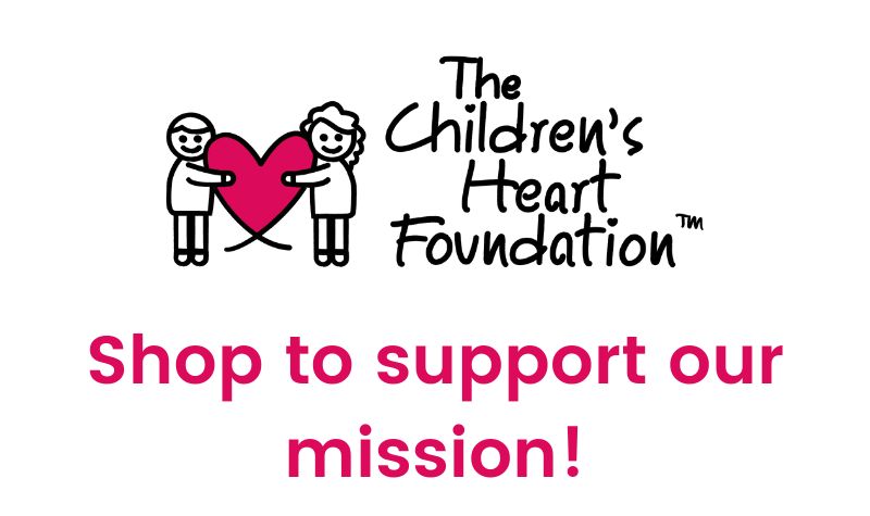 Shop & Support CHD Research