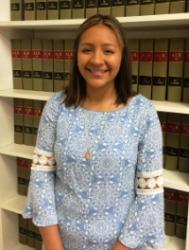 Melissa Rodriguez - Gholson High School Graduate