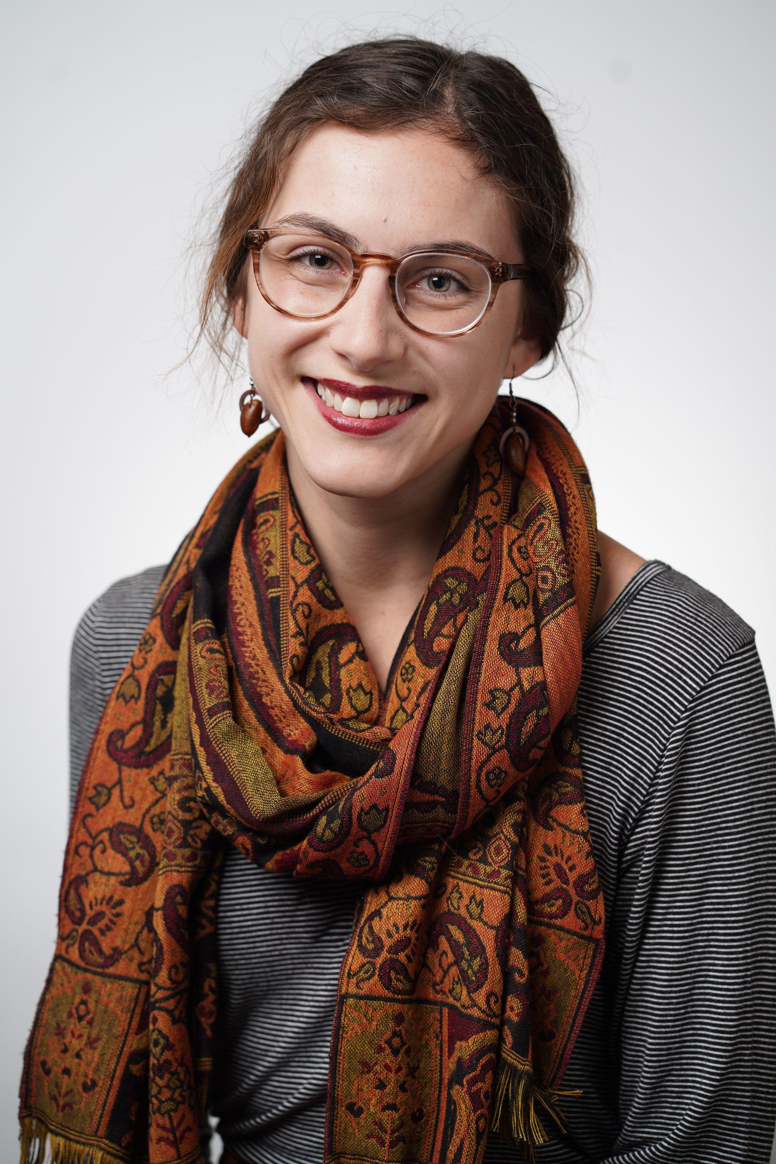Alexandria Polanosky, Board Co-Treasurer