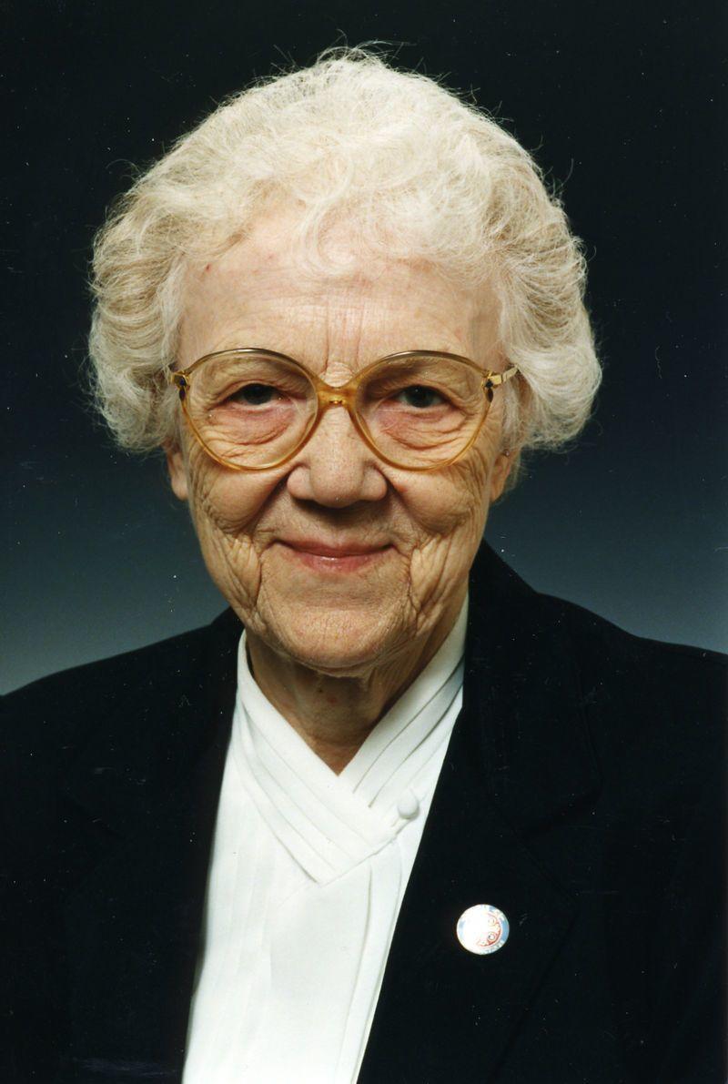 In Loving Memory of Sister Bernadette Fisher, OSB - December 20, 2009