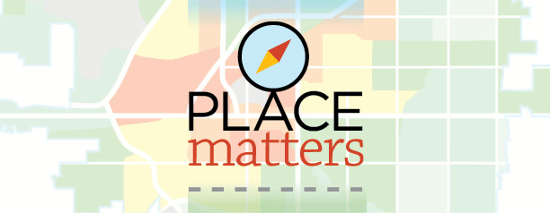 Place Matters with Background