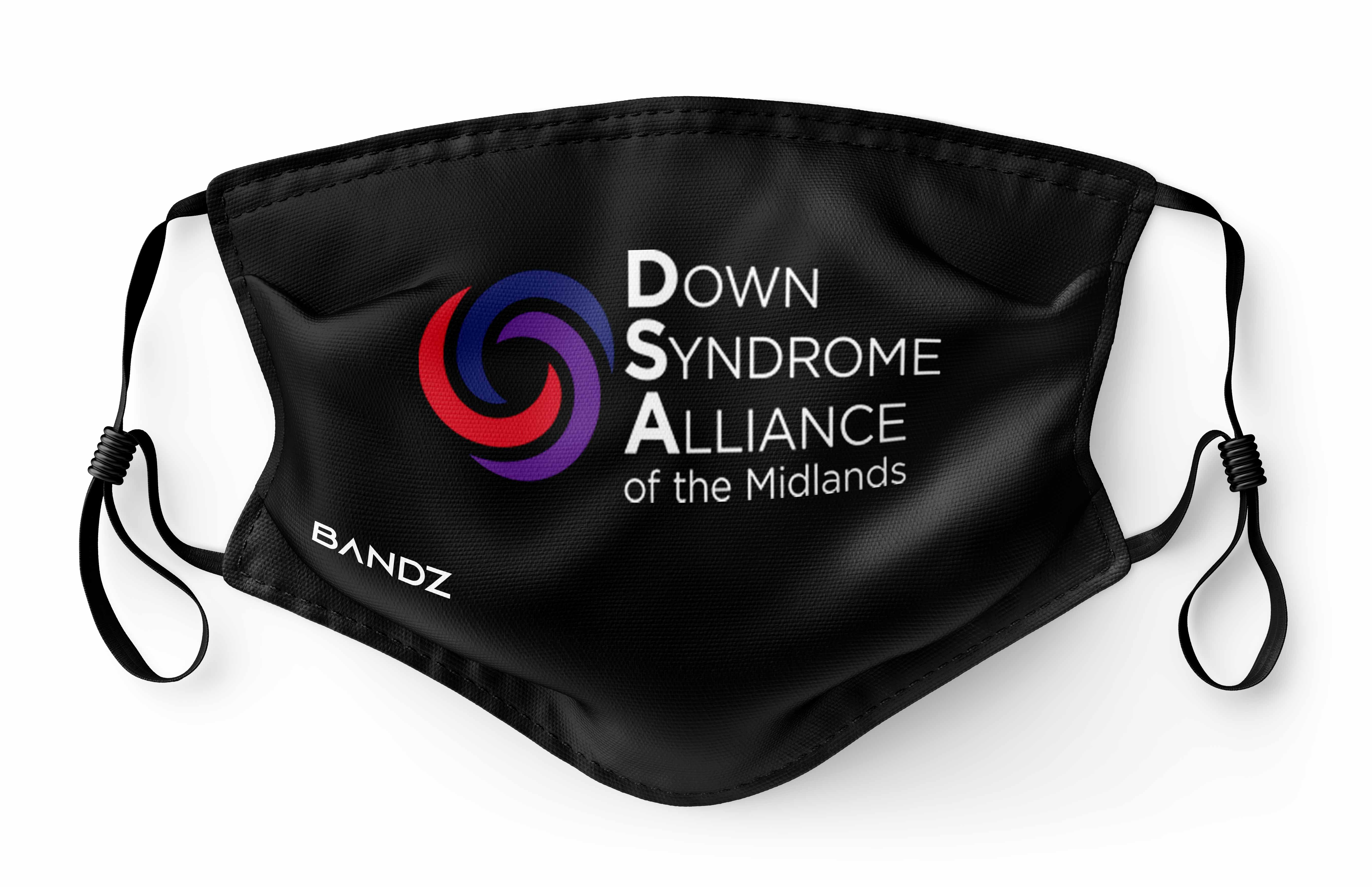 Down Syndrome Alliance of the Midlands Logo Mask