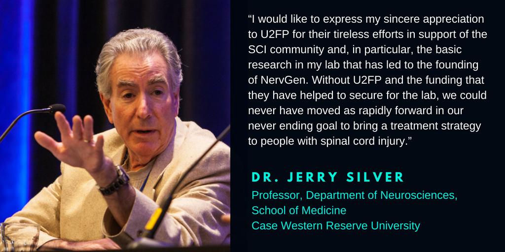 NervGen & Dr. Jerry Silver