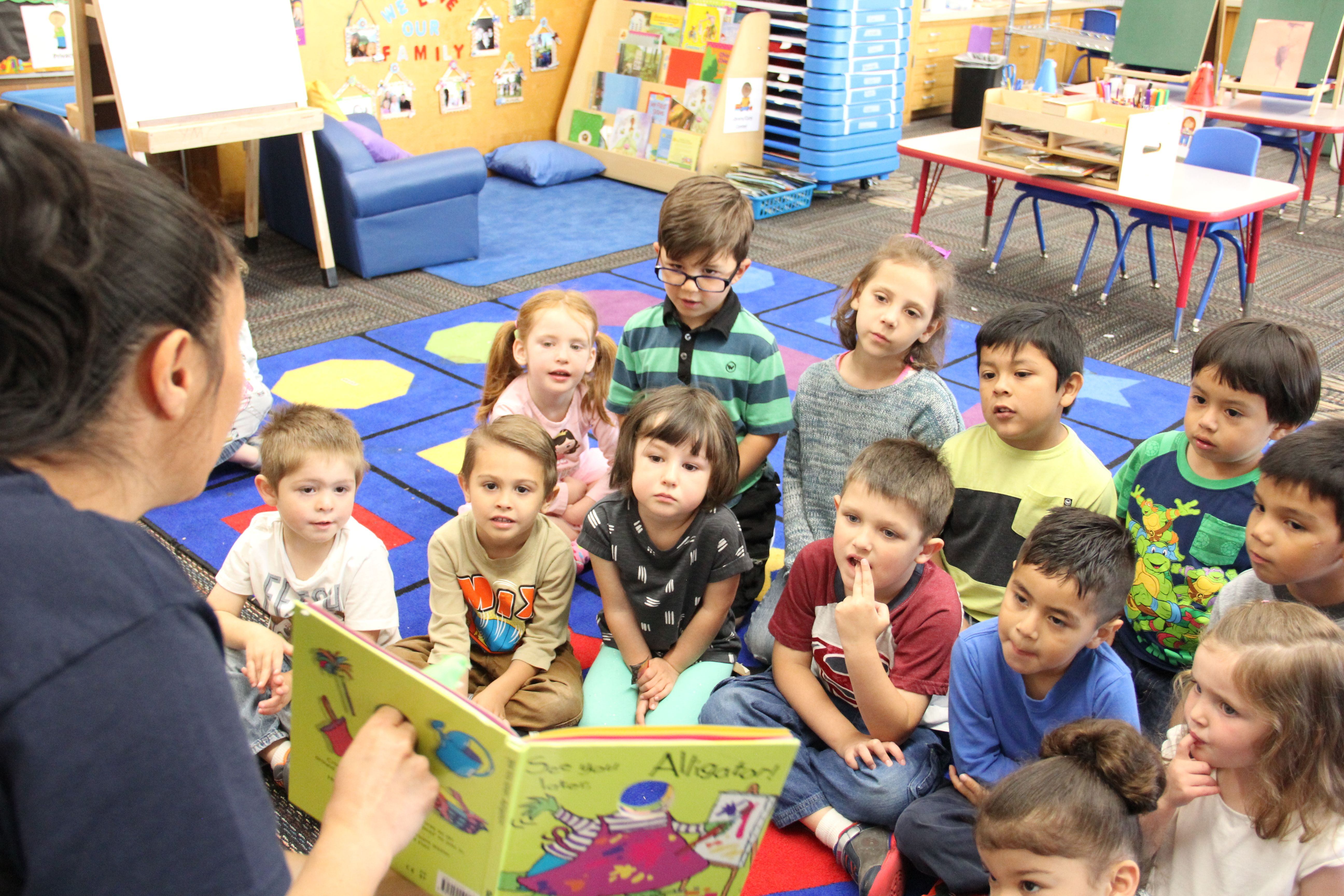 YMCA Preschool: Kanstin
