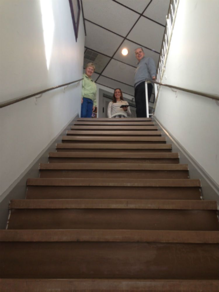 """Volunteer Reflections: """"The Stairs"""""""