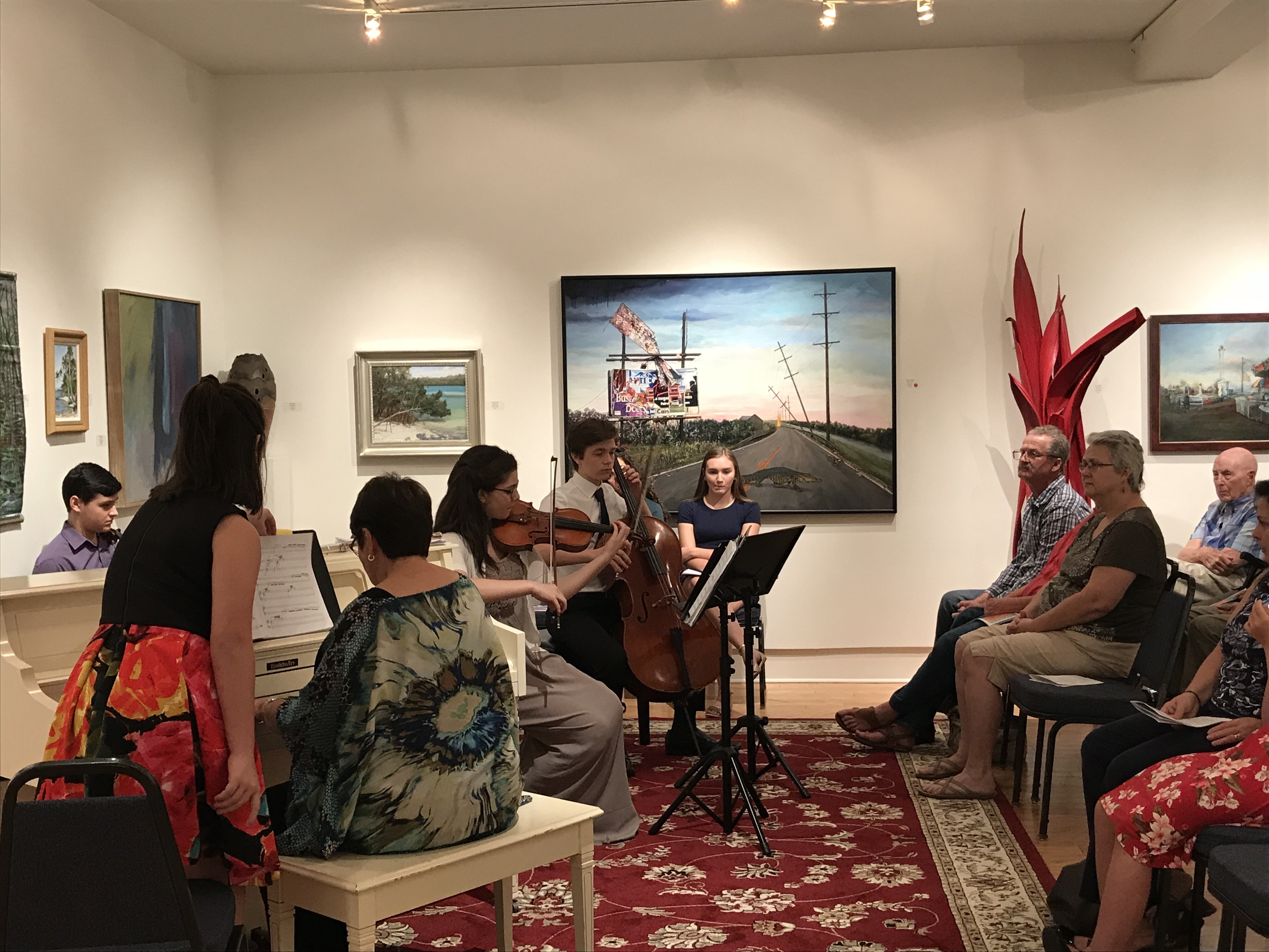 Sunset Concerts at the Gallery
