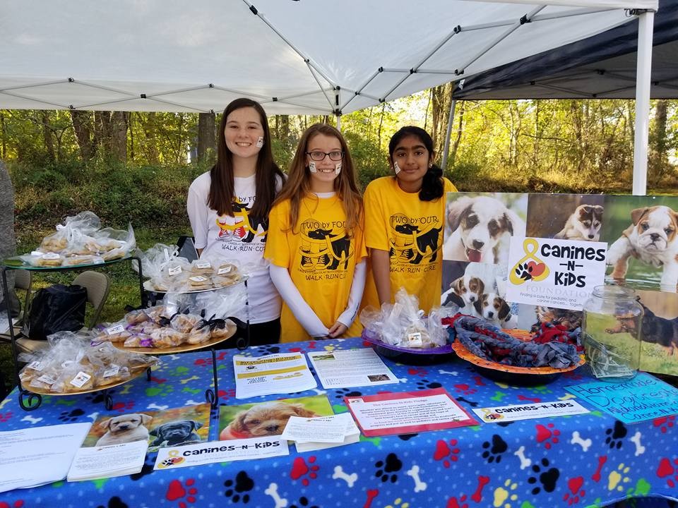 Canines-N-Kids Foundation Unveils BARKE SALE INITIATIVE