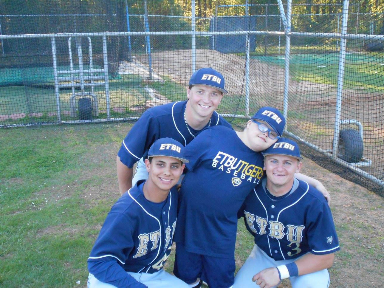 ETBU Baseball signs Mark to National Letter of Intent