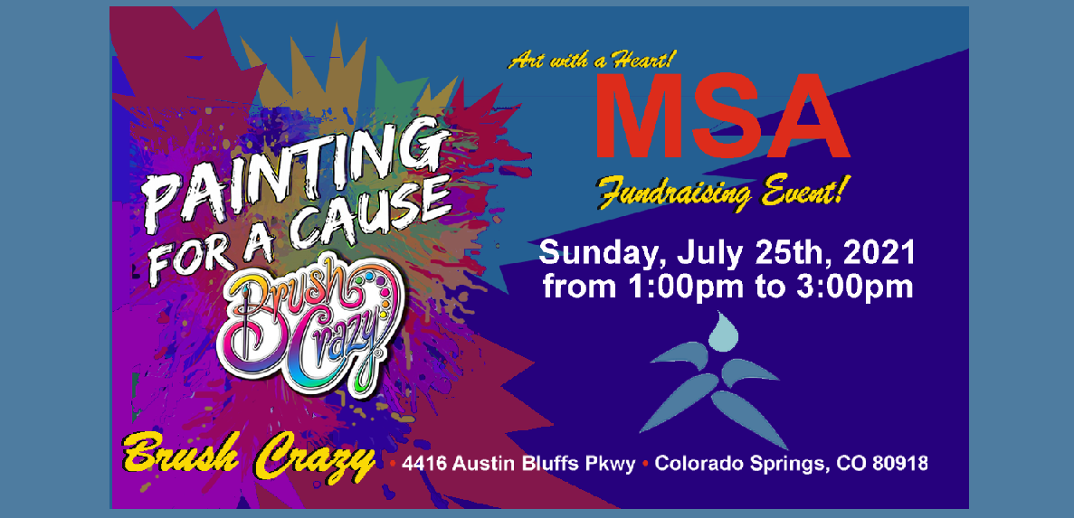 July Fundraising Event!