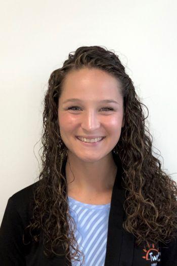Health Educator, Haleigh Cunningham