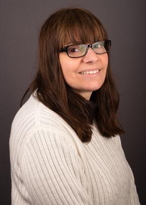 Carolyn Lake, Circulation Desk Clerk