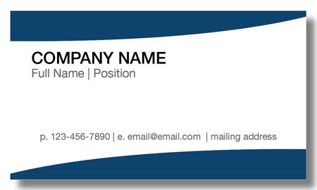 Model #030: Kwik Kopy Design and Print Centre Halifax Business Cards