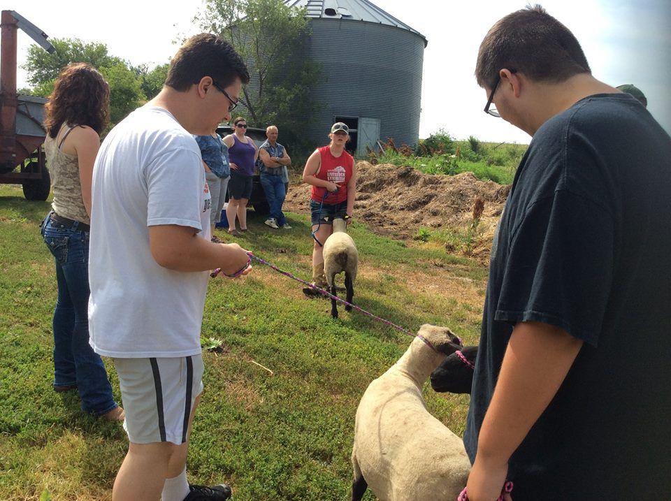 Students Explore Urban Farming