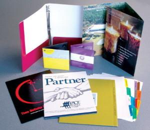 Pocket Folders, Covers, Index Tabs