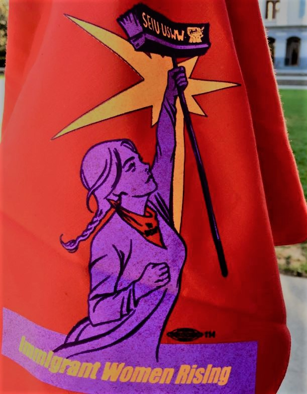 Ya Basta! Coalition Ending Sexual Violence Against Janitors