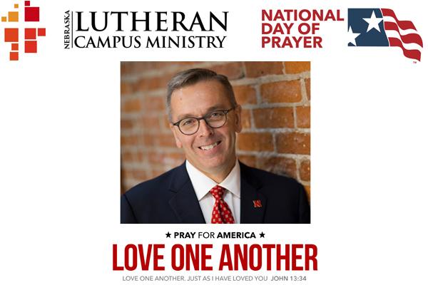 National Day of Prayer: Nebraska Prayer Breakfast