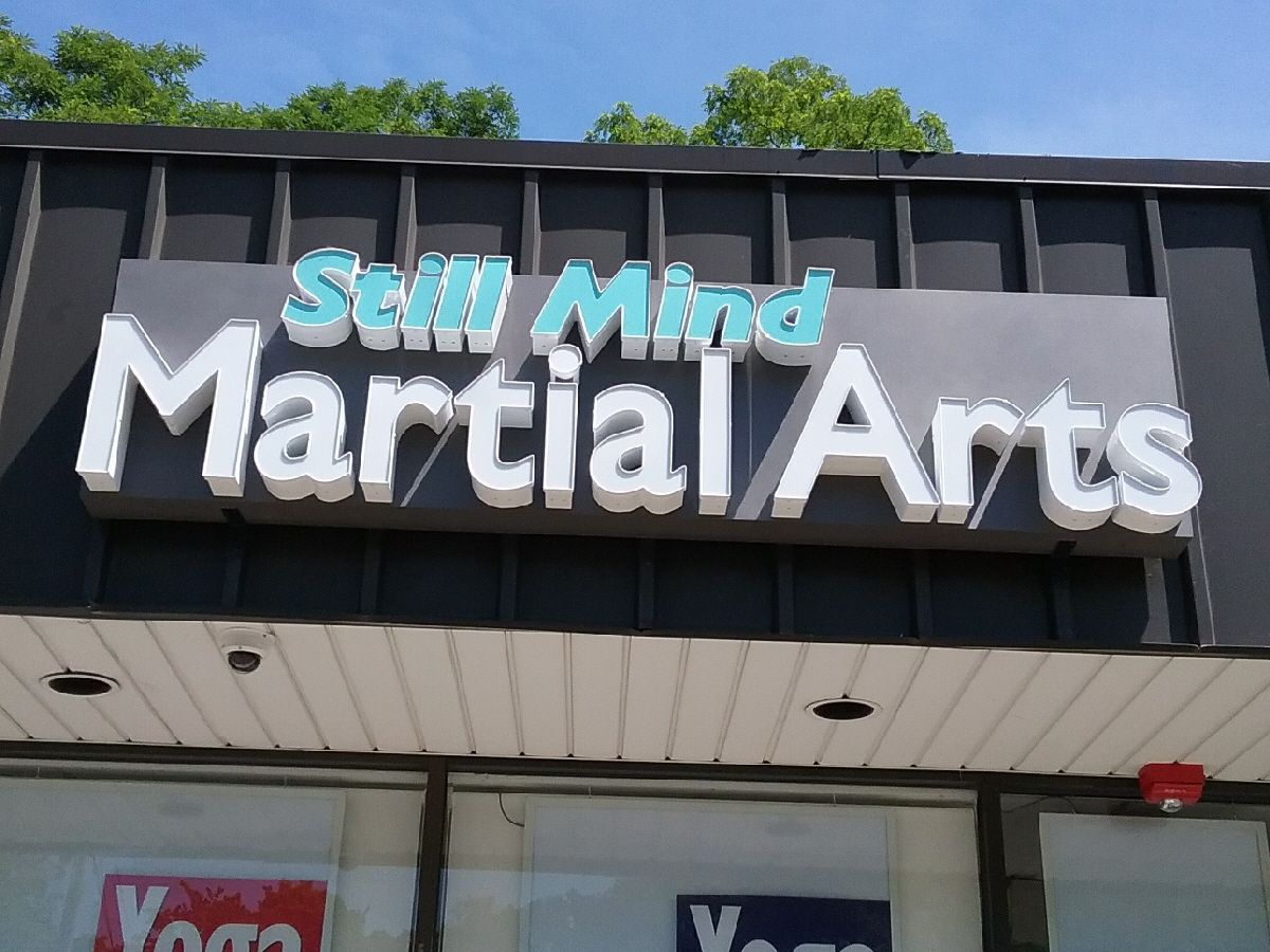Store front LED Channel Letter Sign