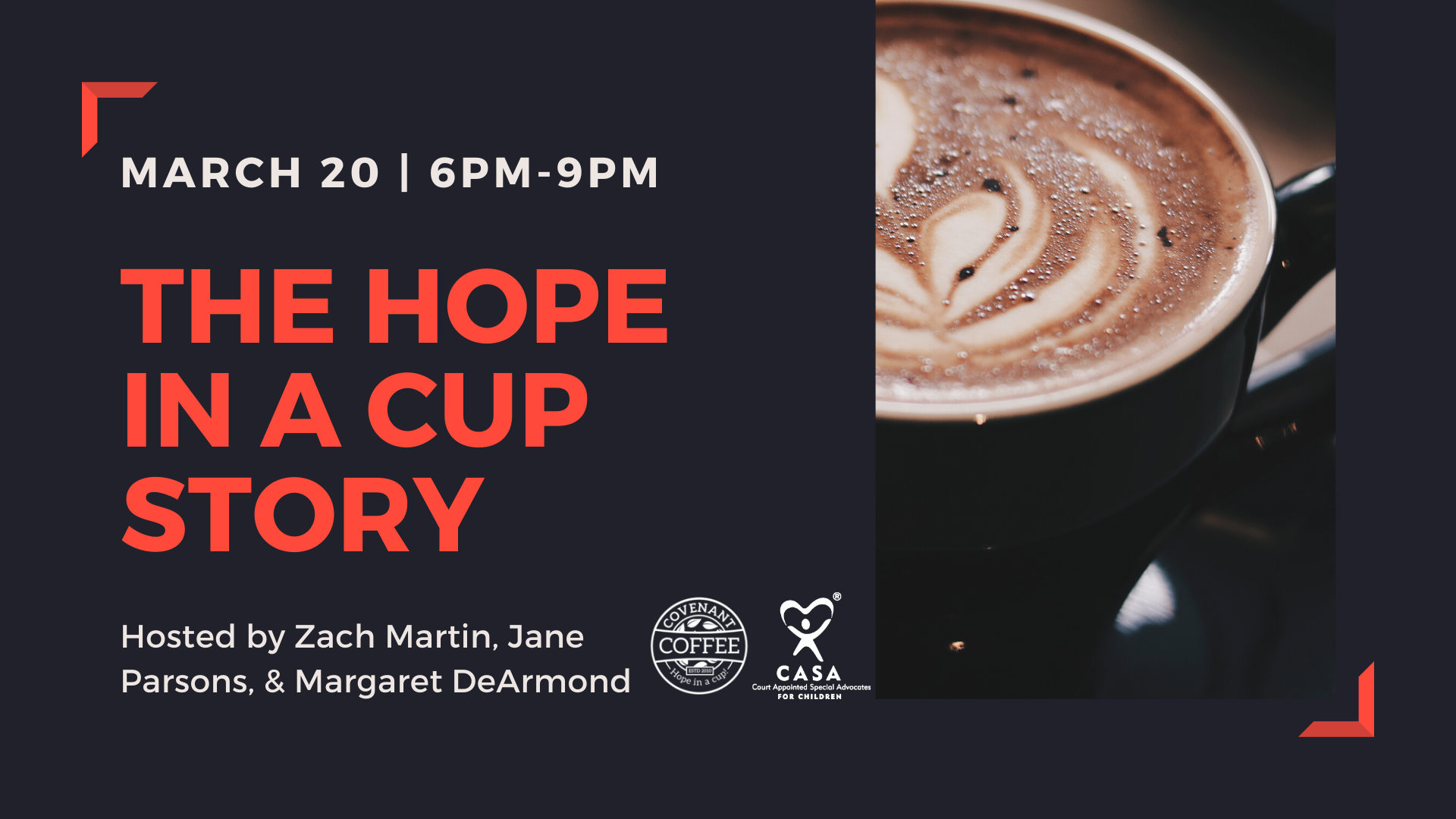 The Hope in a Cup Story