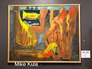 """Sirens"" by Mike Kula"