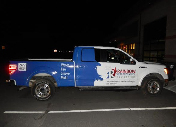Best place for vehicle graphics in Bend Oregon
