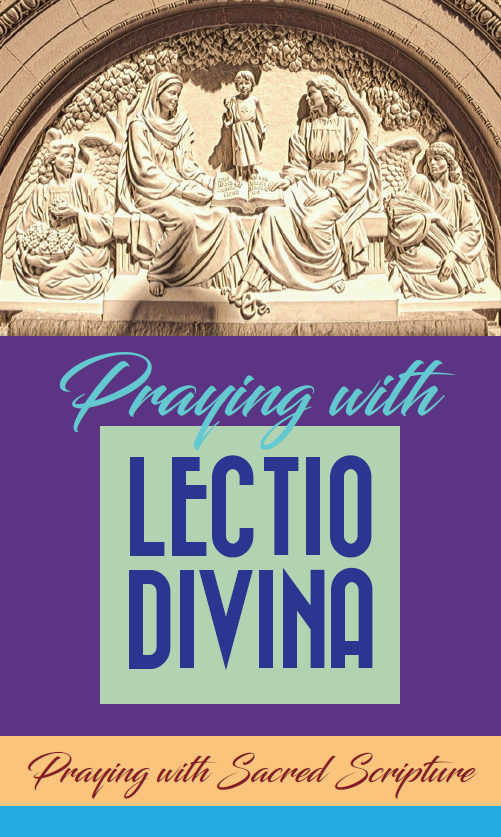 Guide to praying with Lectio Divina