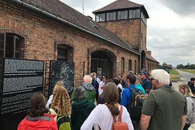 Auschwitz 2020 Trip