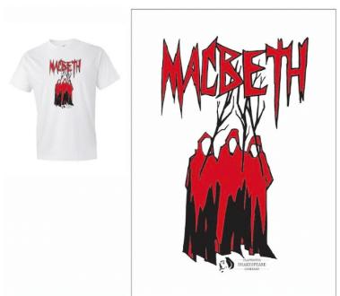 Limited Edition MACBETH Tshirt