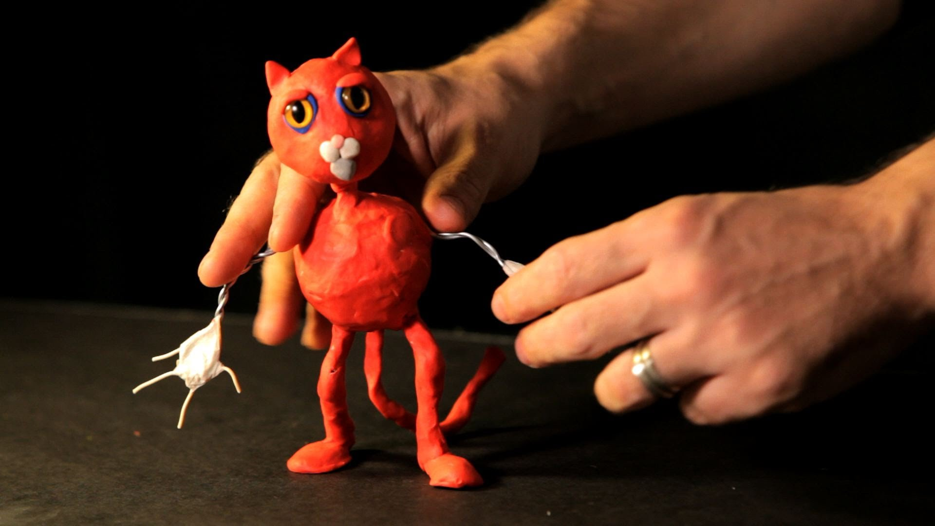 Armature Puppet Building Workshop: From Conception to Construction