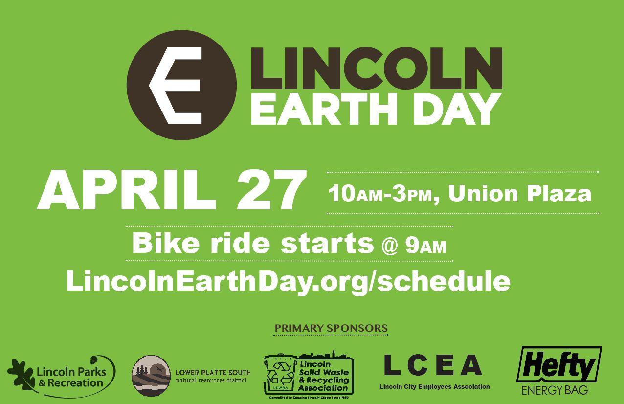 Happy Earth Day Bike Ride