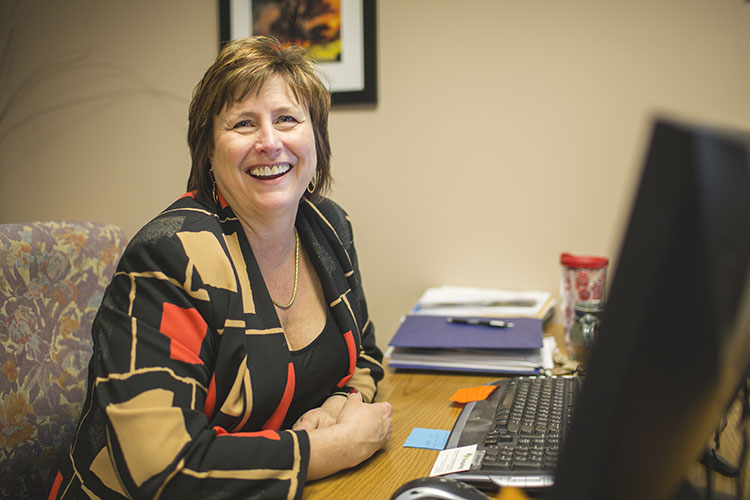 Getting to know Continuum EAP's Gail Sutter