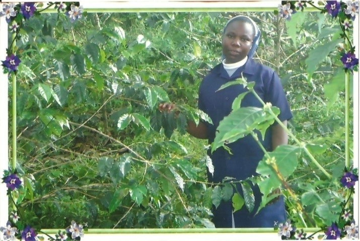 Two years Training in Agriculture and Livestock Keeping by Sr. Irene, OSB