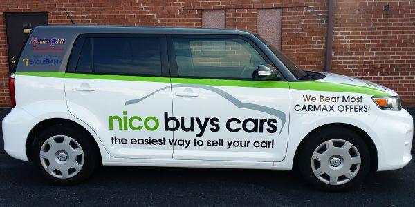 Nico Buys Cars
