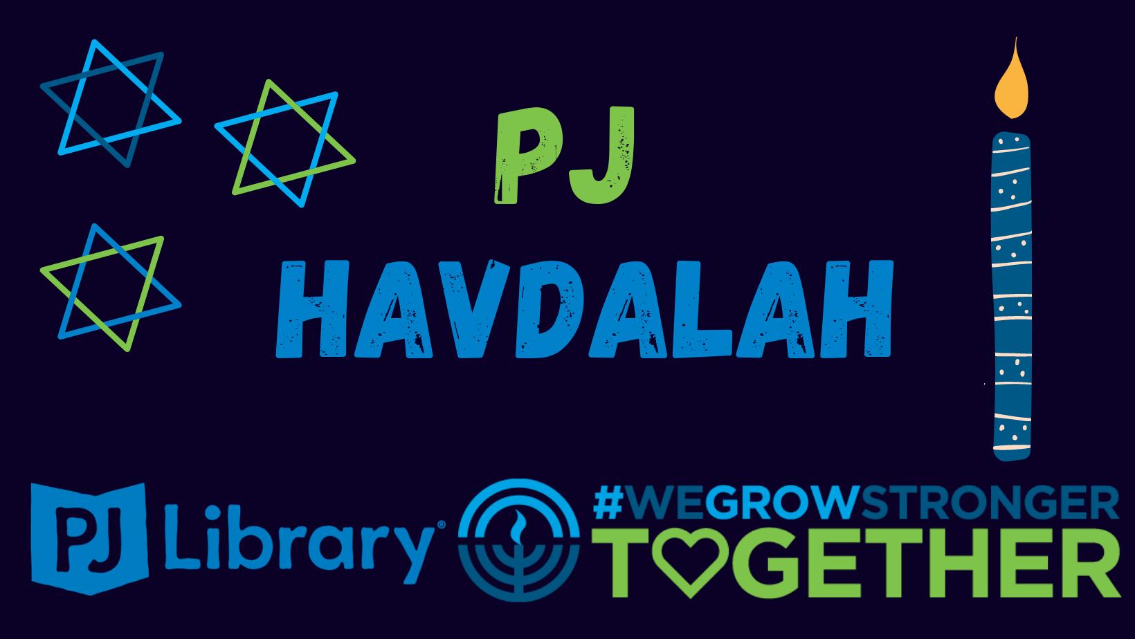 PJ Library Havdalah