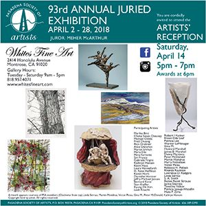93rd Annual Juried Exhibition