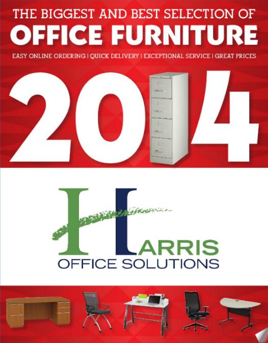 Harris Plus : Office Furniture : Landing Page