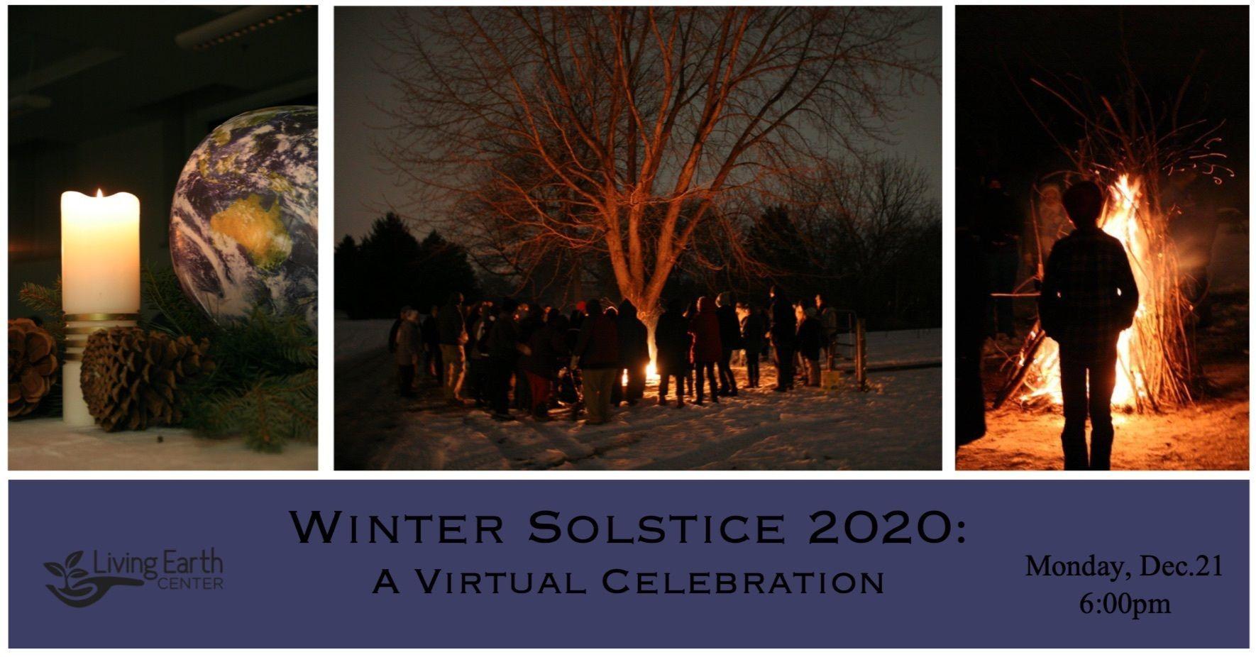 Virtual Winter Solstice Celebration