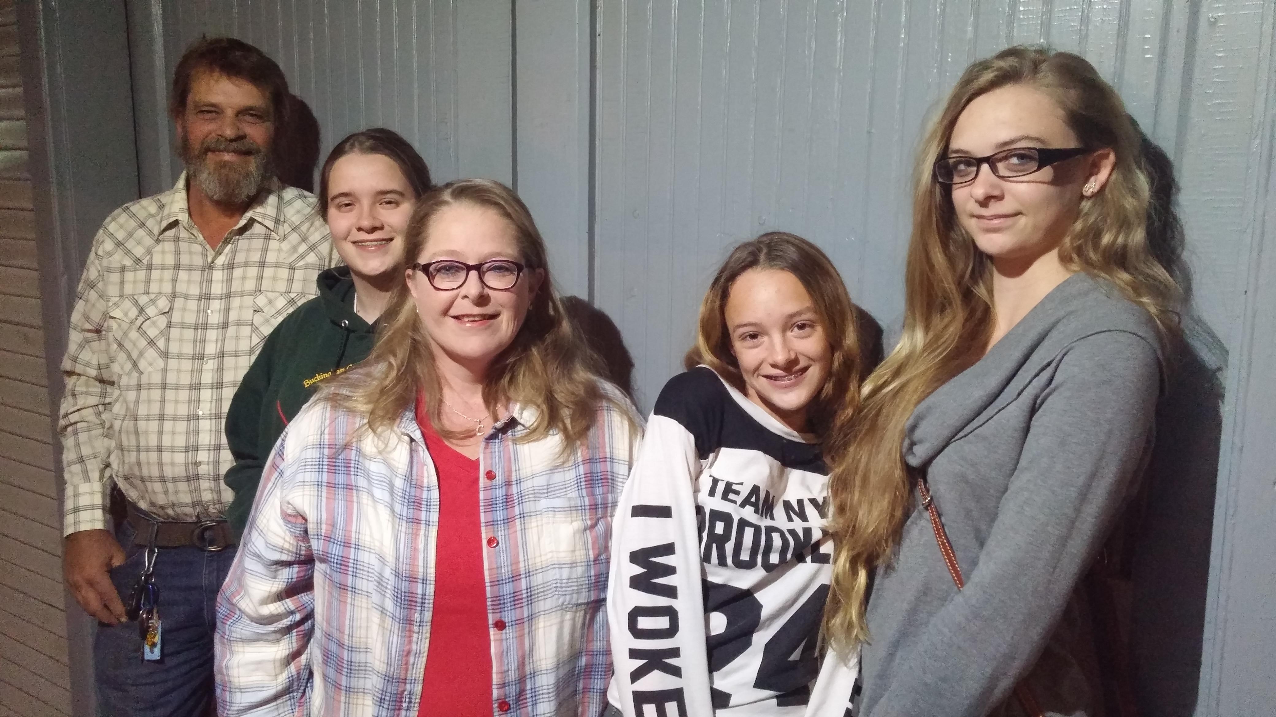 The Clarke Family
