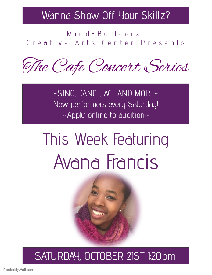 The Cafe Concert Series